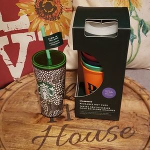 Starbucks cups Glow in the dark bundle Halloween